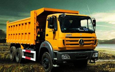Китайцы будут собирать грузовики на своем заводе в Сибири