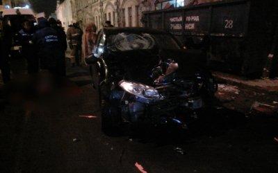 В Рыбинске в ДТП погиб мотоциклист