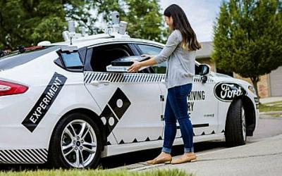 Ford считает электрический беспилотник невыгодным и сделает ставку на гибрид