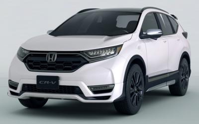 Honda рассказала о концепт-кроссовере CR-V Custom Concept