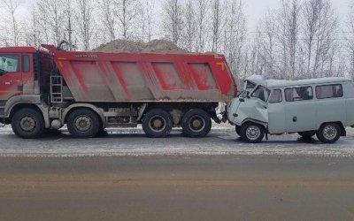 Пять человек пострадали в ДТП на трассе Нижневартовск – Радужный в Нижневартовском районе