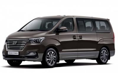 Минивэн Hyundai H-1 появится в России весной 2018 года