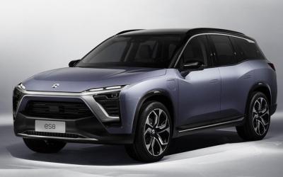 В Китае выпустят электрокроссовер Nio ES8 и будут конкурировать с Tesla