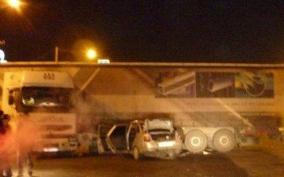 В Копейске ВАЗ залетел под фуру: погиб 19-летний парень