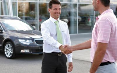 Самое время познакомиться! Выгода 15% при первом обращении на сервис для вашей SKODA