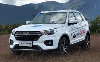 Lifan с весны 2018 году будет продвигать в России обновленные Х60 и X50