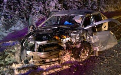 Три человека погибли в ДТП на трассе «Ижевск – Ува»