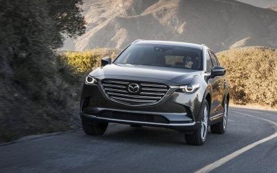 Во Владивостоке могут начать собирать Mazda CX-9