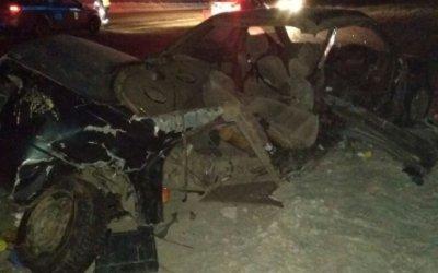 3-летний ребенок погиб в ДТП под Томском