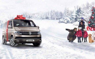 Volkswagen Caravelle: комфорт при любых обстоятельствах для всей семьи.