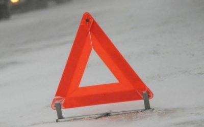 Два человека из Lifan погибли в ДТП с КамАЗом в Новокузнецком районе