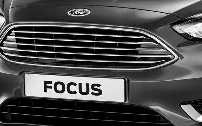 Хетчбэк Ford Focus появится уже в марте 2018 года