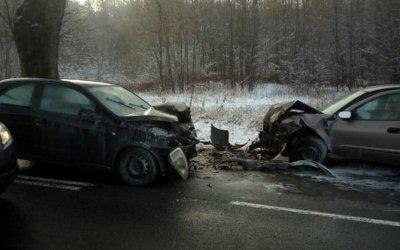 Пять человек пострадали в ДТП под Зеленоградском