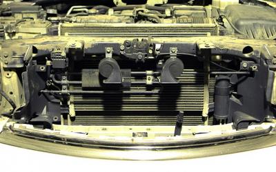 Промывка радиатора Nissan по специальной цене!