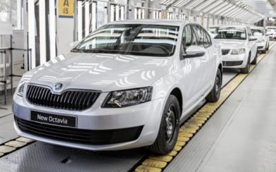 Skoda Octavia российской сборки пойдёт на европейские рынки