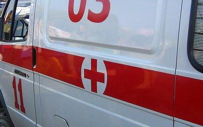 Водитель «Лады» пострадал в ДТП с трактором под Томском