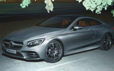 Обнародованы российские цены на новую версию купе Mercedes-Benz S-Class