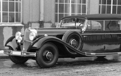 Парадный Mercedes Адольфа Гитлера выставят на аукцион