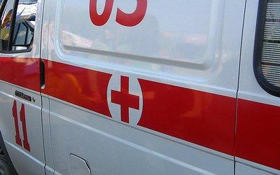 Четыре человека пострадали при столкновении автобуса и КамАЗа в Барнауле