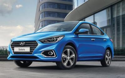 Solaris останется флагманом Hyundai нароссийском рынке