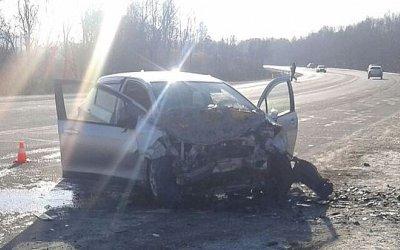 В ДТП с двумя «Тойотами» в Приморском крае погибли два человека