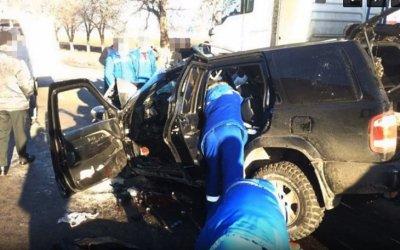 Две женщины погибли в ДТП с фурой в Армавире