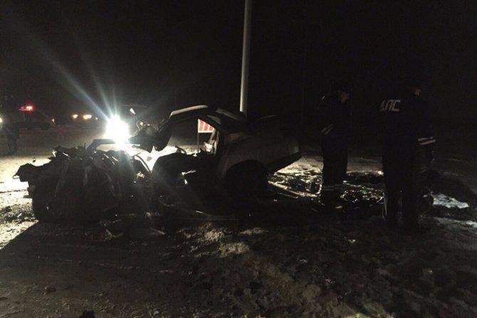 Четыре человека погибли в ДТП под Энгельсом (4)