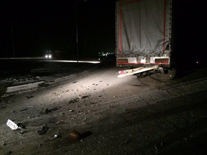 Четыре человека погибли в ДТП под Энгельсом (3)