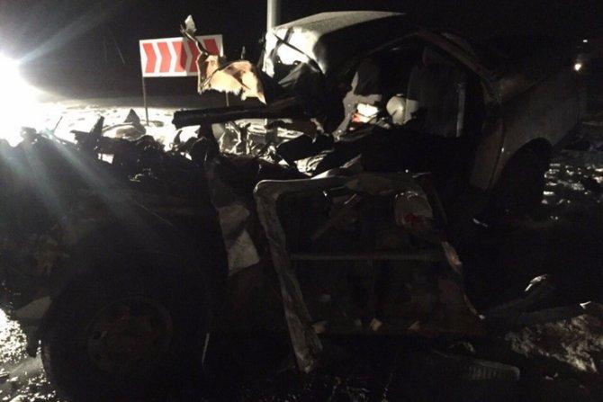 Четыре человека погибли в ДТП под Энгельсом (1)