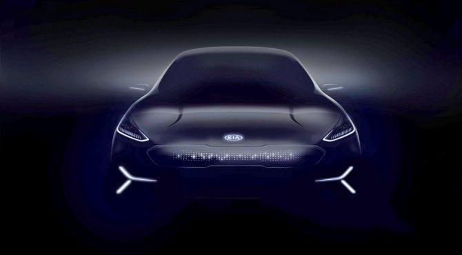 Электрический KIA Niro EV 1