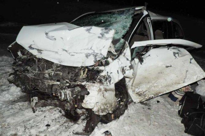 Молодой человек погиб в ДТП под Тюменью (1)