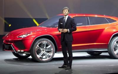 Первый внедорожник Ferrari появится через 2 года