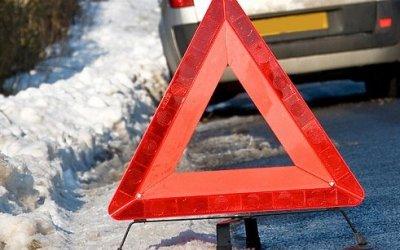 Трое детей пострадали в ДТП на трассе «Кола»