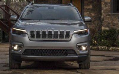 Jeep Cherokee появится в России во втором полугодии 2018 года