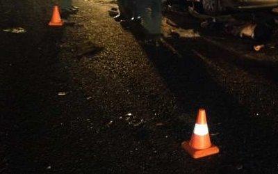 Пять человек погибли в ДТП под Омском