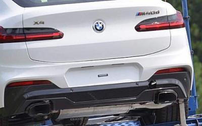 Новый BMW X4 будет показан уже в марте