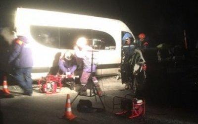 4 человека погибли в массовом ДТП в Мурманской области