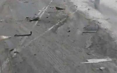 В ДТП с фурой на «Скандинавии» погиб человек