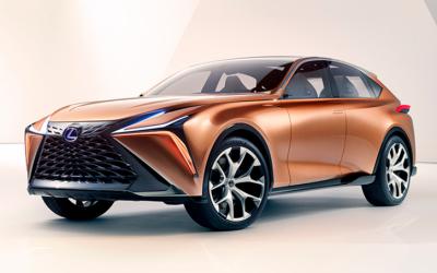 Концепт Lexus LF-1 признан лучшим на автосалоне в Детройте