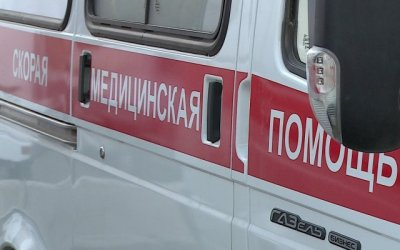 14-летняя девочка сломала позвоночник в ДТП в Якутске