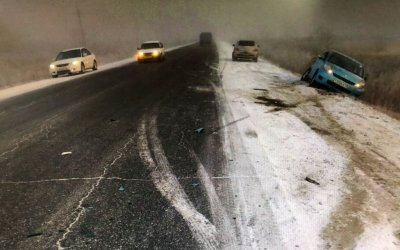В Приморье водитель без прав спровоцировал ДТП с пострадавшими