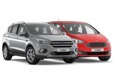 Ford в России отзывает Kuga и C-Max из-за риска возгорания моторного отсека