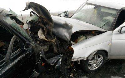 Два человека погибли в лобовом ДТП в Варгашинском районе Курганской области