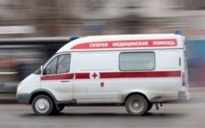 Автобус сбил пешехода в Москве