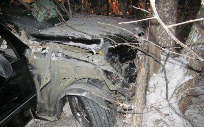 Пассажир иномарки погиб в ДТП в Бурейском районе