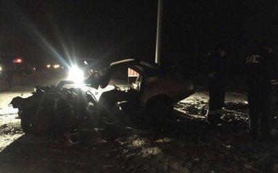 Четыре человека погибли в ДТП под Энгельсом