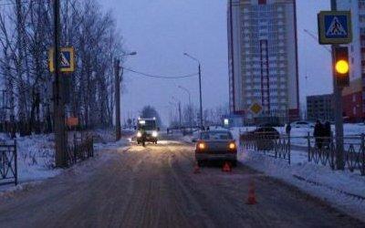 В Орловском районе иномарка сбила девочку