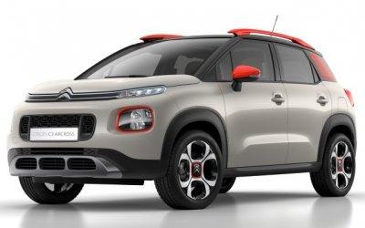 Citroen планирует продавать в России по 150 экземпляров C3 Aircross в месяц