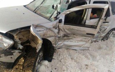 Водитель иномарки погиб в ДТП в Чистопольском районе