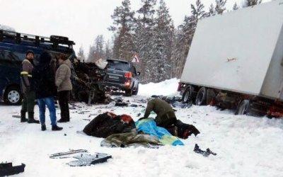 Количество погибших в ДТП в Якутии возросло до трех